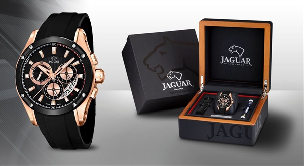 eb242ceaa329 Comprar online barato Reloj Jaguar hombre Edition Limited cronómetro ...
