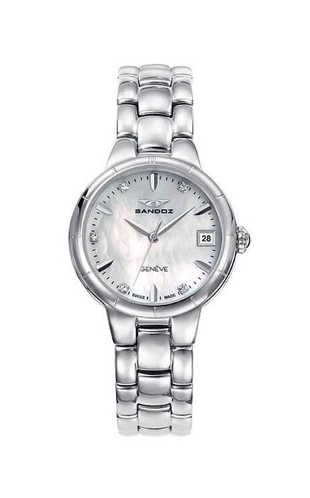dc977a9b9d76 Comprar barato Reloj Sandoz mujer acero cristal Zafiro. ref. 81320 ...